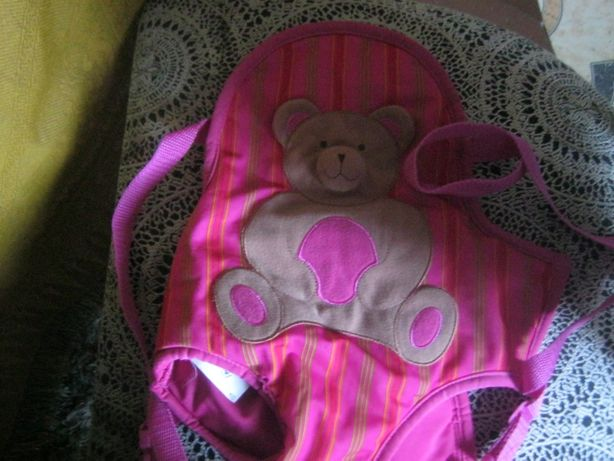 baby born nosidełko dla lalki