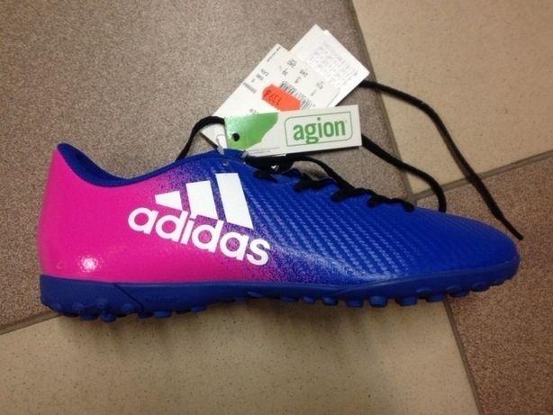 Adidas X 16.4 turfy do piłki r.39 1/3