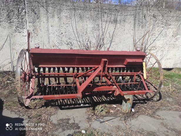 Зернові сівалки.