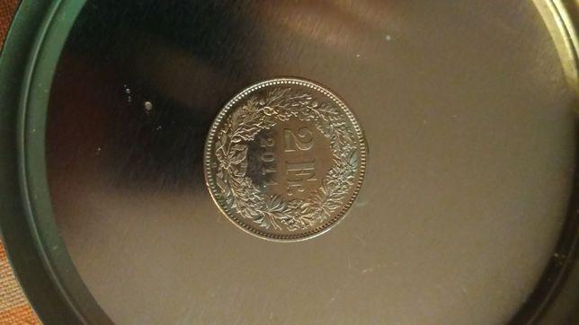 2 франки
