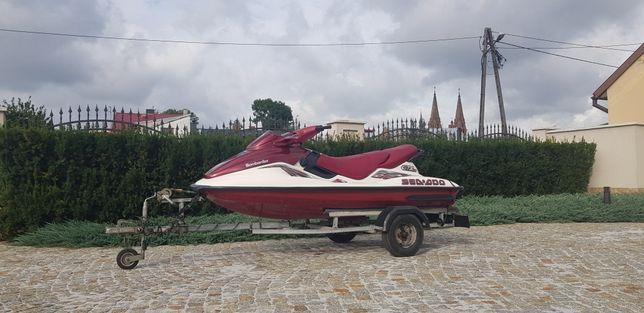 Sea doo GTX skuter wodny 130KM 951cc ekonomiczny bezawaryjny Seadoo