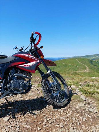 Продам мотоцикл FORTE- ендуро