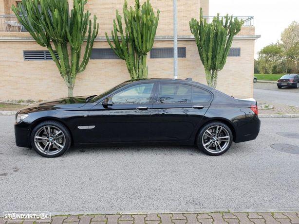 BMW 750 d xdrive PACK M