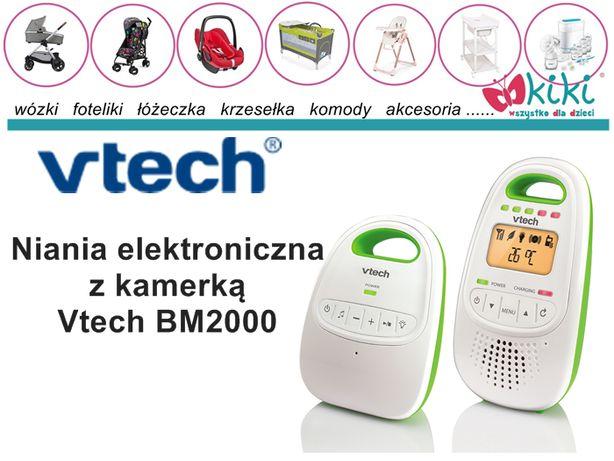 Niania elektroniczna cyfrowa dla dziecka Vtech BM 2000