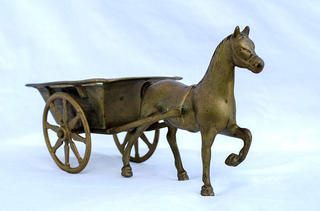 Carroça Decoração Antiga (Latão)
