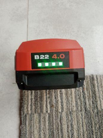 Bateria Hilti B22/4.0 LI-ION 22V bateria akumulator