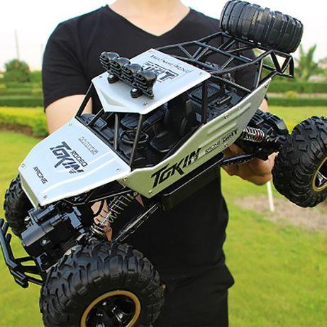 Машинка на радиоуправлении 37см 1:12 4х4 Rock Crawler (р/у) RC