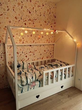 Кровать-домик для вашего малыша