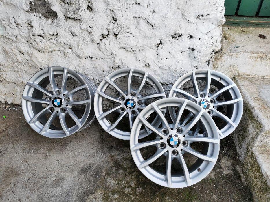 Jantes BMW semi novas + pneus Terra Chã - imagem 1