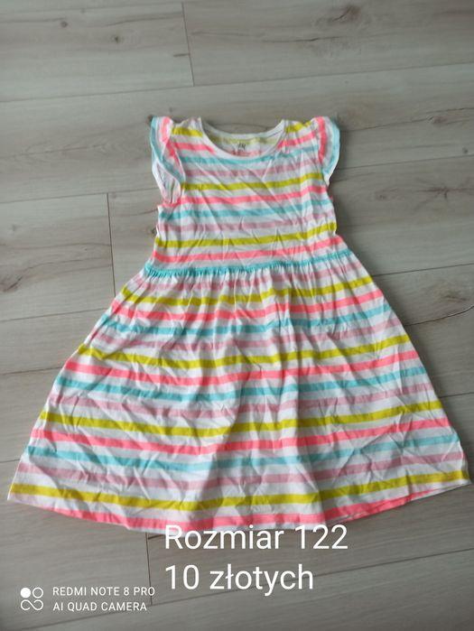 Sukienki dziewczęce Lipno - image 1