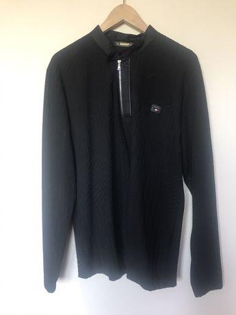 Czarna bluzka XXL