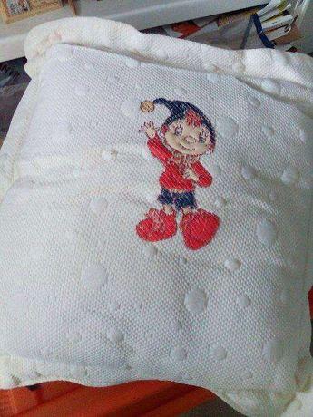 Colcha cama criança Noddy nova