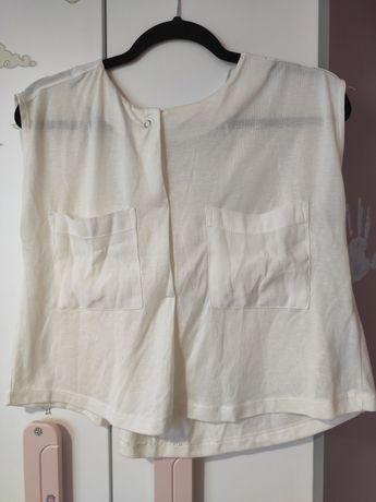 Krótka koszulka Zara