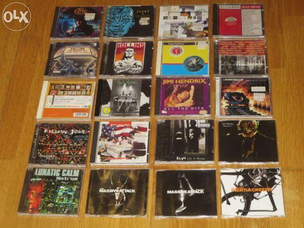 28 CDs Rock Alternativo Electronica