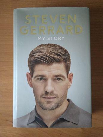 Steven Jerrard / My Story / Ливерпуль