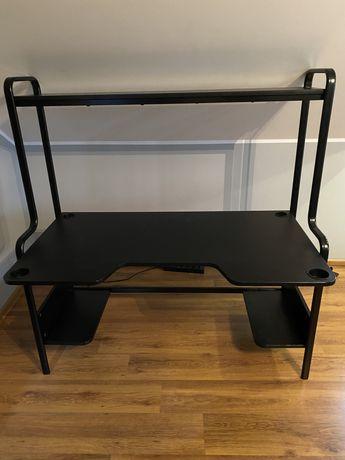 Biurko czarne IKEA