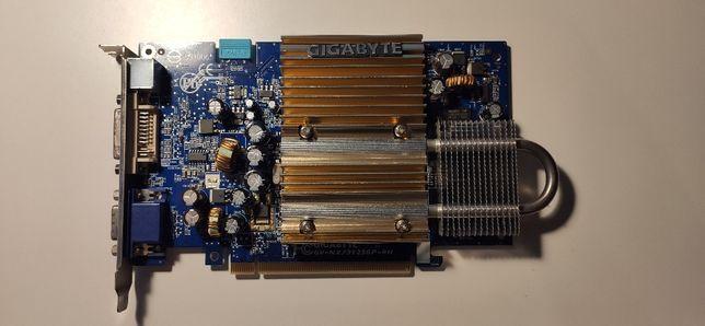 Karta Graficzna Gigabyte GeForce 7200GT 256MB PCI GV-NX73T256P-RH