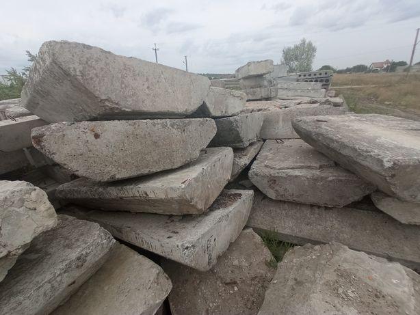 Бетонные блоки Пирамида, Трапеция