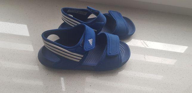 Klapki Adidas 27