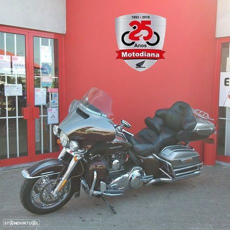 Harley-Davidson Ultra  CVO LIMITED