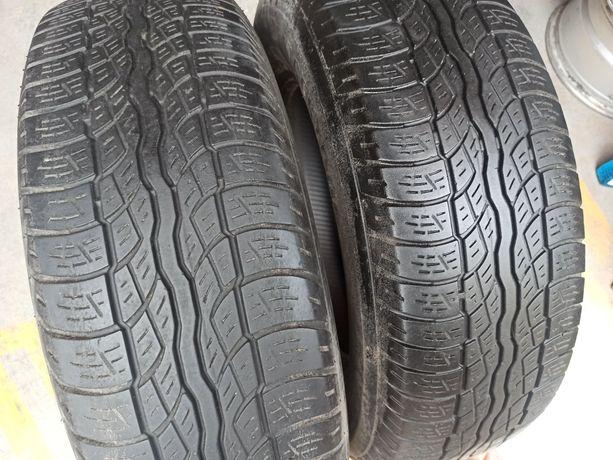 Летняя резина ПАРА 225/70 R16 Bridgestone Dueler