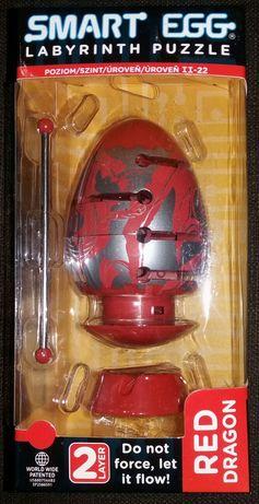 Smart Egg Red Dragon poziom II-22 labirynt