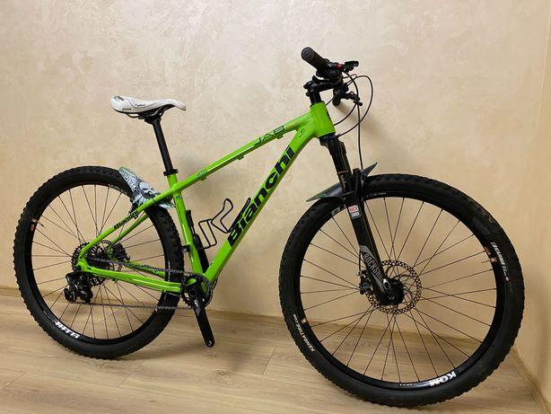 Велосипед BIANCHI JAB Plus 27.5+ Alu