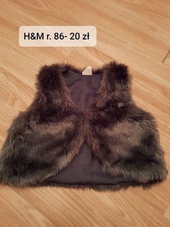 Kamizelka H&M rozmiar 86