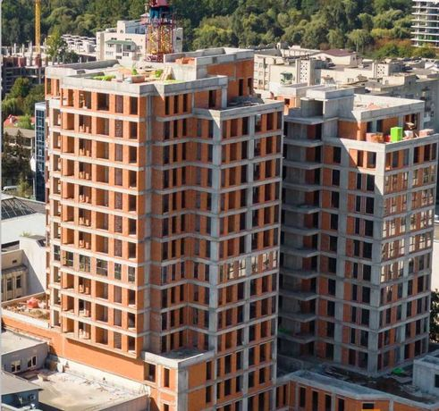 Однокімнатна квартира в центрі міста у ЖК 'Метрополь'