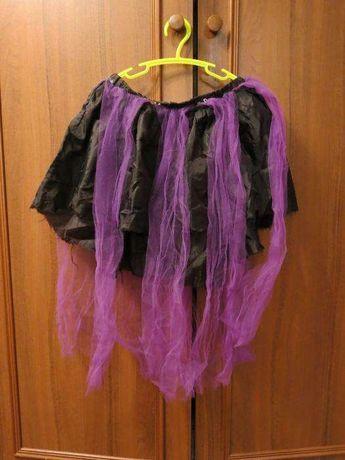 Новогоднее платье костюм ведьмочки 6-8 лет