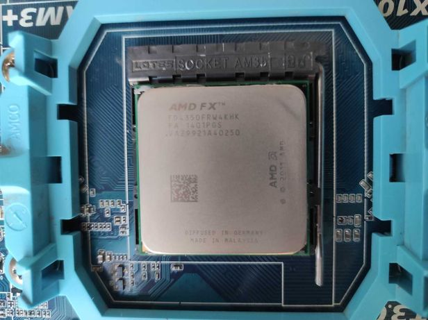 Процессор AMD FX-4350 + Память DDR3 (2x4)8gb + ПК Gigabyte soket AM3+