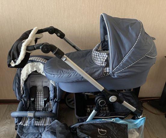 Продаю детскую коляску - нашу помощницу!!
