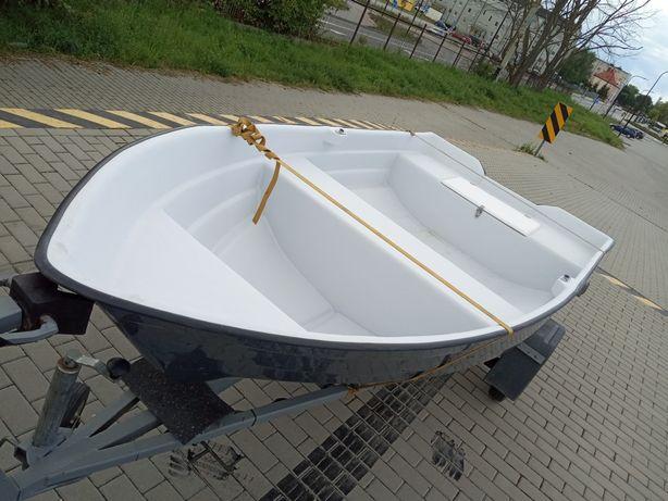 Nowa łódka wędkarska3m.łódki, komplet