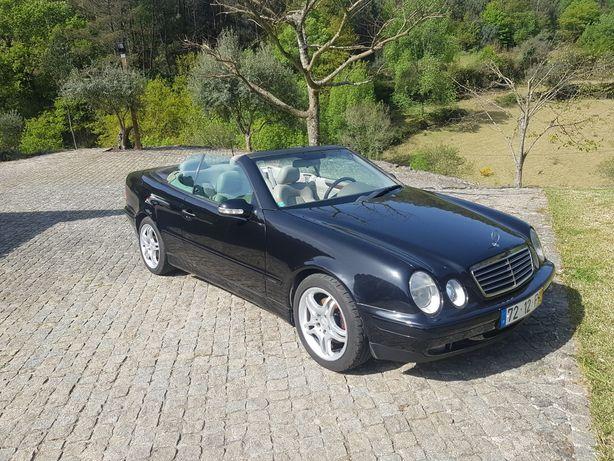 Mercedes clk 230kompressor cabrio gpl