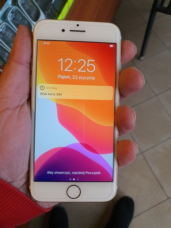 iphone 7 Gold 32gb stan idealny