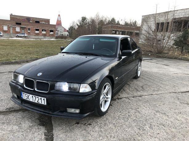 BMW E36 2.5 benzyna M52 Sportsitze Climatronic M pakiet ZAMIANA