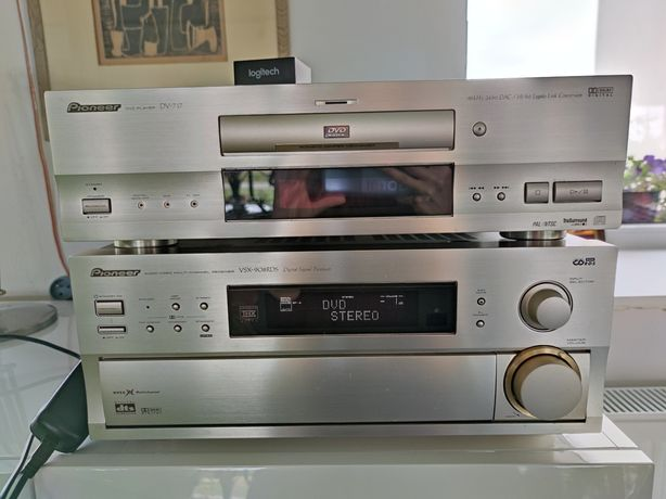 DVD i STEREO Player Pioneer