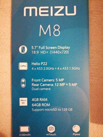 Telefon Meizu M8