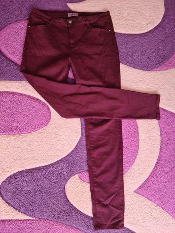 Spodnie jeans skinny r. 42/44