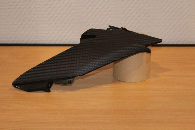 Capa lateral em carbono Farol Lado Esquerdo para Yamaha MT-09 Tracer