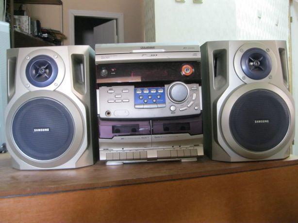 Музичний центр Samsung max -N25 с колонками