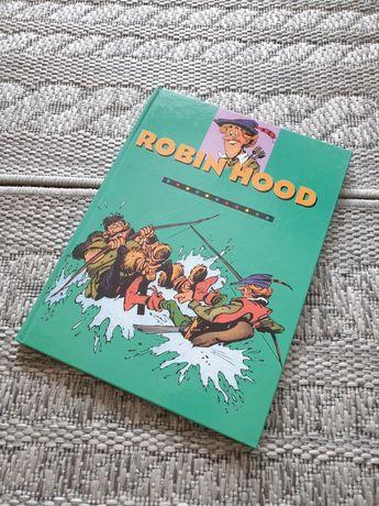 Robin Hood komiks twarda oprawa, unikat 1995