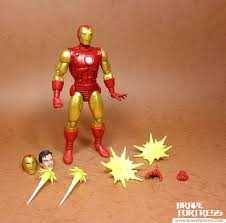 Marvel legends 80th anniversary Iron Man