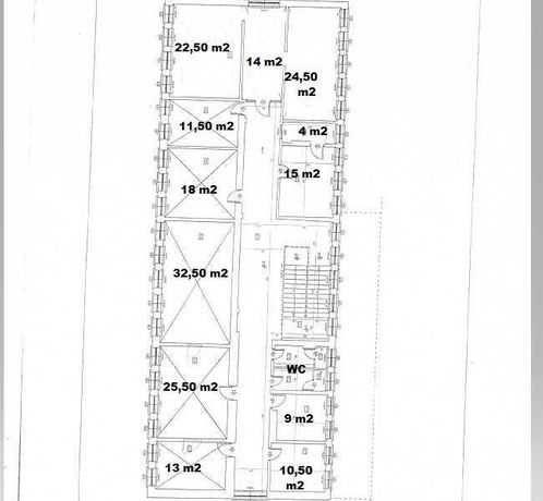 Powierzchnia biurowa do wynajęcia – ul. Hutnicza 1