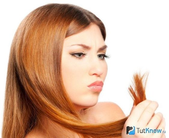 Полировка (шлифовка волос )