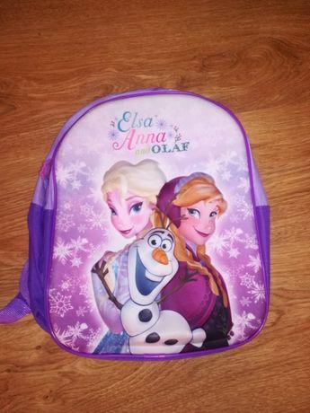 Plecaczek szkolny - nowy Kraina Lodu