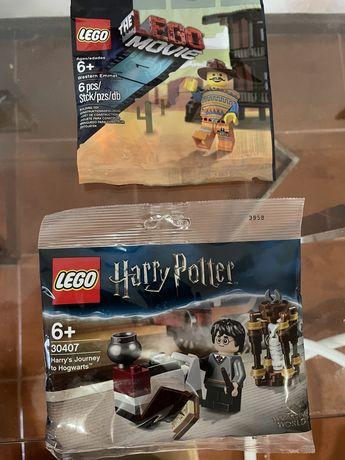 Lego Polybags Novas/Seladas
