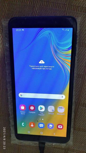 Продам телефон Samsung A750 2018 fn/ds