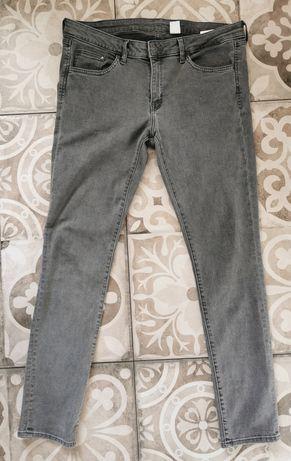 spodnie jeans H&M r. 33