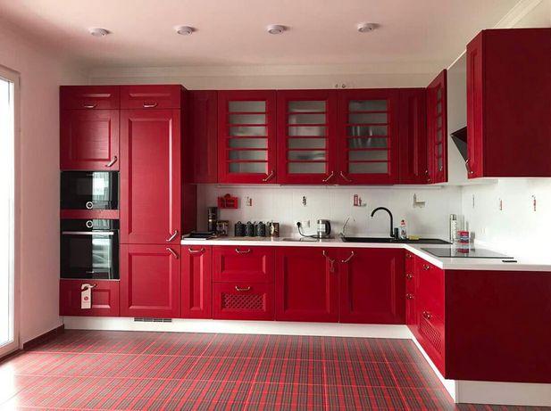 Кухни: гардеробные, шкафы-купе, прихожие в Черновцах